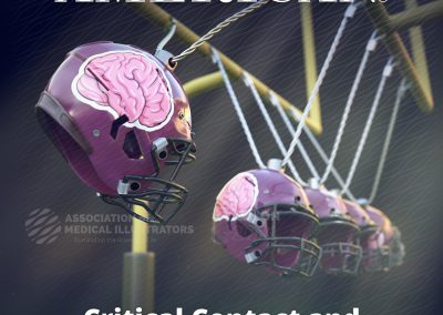 Scientific American: Critical Contact and the Burden on the Brain